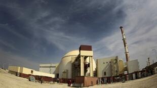 АЭС в Бушере - Иран (архив)