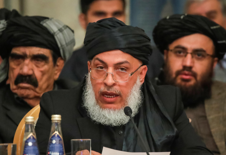 Shugaban sashen siyasar kungiyar Taliban Mohammad Abbas Stanakzai