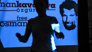 Kavala has remained in prison despite being acquitted in February in connection with 2013 anti-government protests.