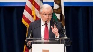 Jeff Sessions, ex-procurador-geral dos EUA