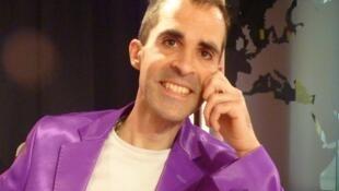 Philippe Ariño en RFI