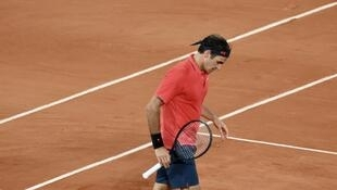 Eighth seed Roger Federer withdrew from the French Open following his gruelling victory in four sets over the unseeded German Dominik Koepfer.