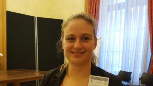 Charlotte Lepitre, coordinatrice du Réseau Santé Environnement à France Nature Environnement.