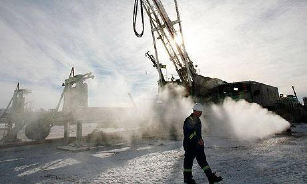 Exploración de gas shale o fractura hidráulica