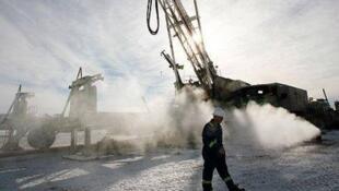 Exploración  con la técnica del fracking