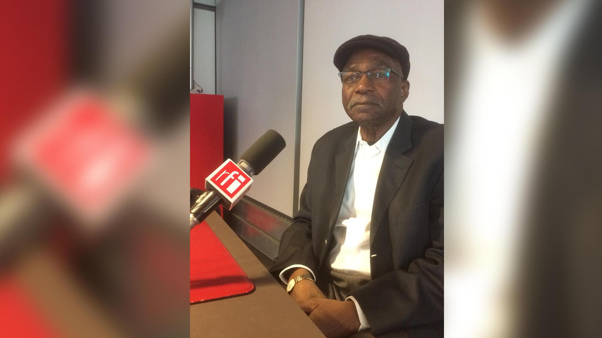 Saleh Kebzabo mwanasiasa wa upinzani nchini Chad
