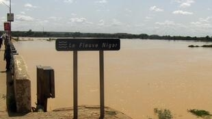 Fleuve Niger - Niamey