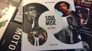 """""""Soul-Music"""" par Christophe Delbrouck (Éditions du Layeur)."""