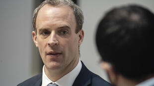 British Foreign Minister Dominic Raab wants the UN to pass a resolution calling on richer countries to donate Covid-19 vaccines to poorer and war-torn states