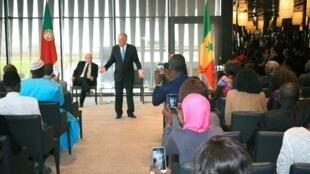 Há um ano atrás, a 13 de Abril de 2017, o Presidente português, Marcelo Rebelo de Sousa, encontrou-se com os alunos de português no Senegal.