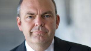 O ministro da Economia neozelandês Stephen Joyce