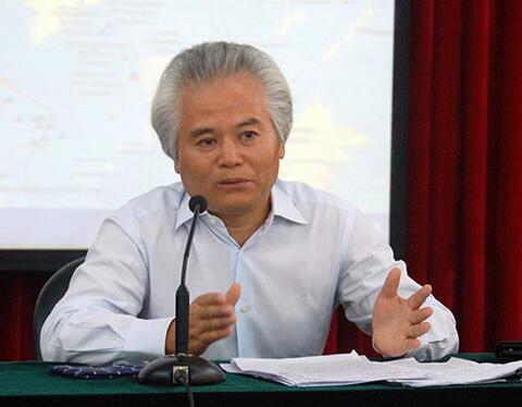 Ông Ngô Sĩ Tồn (Wu Sichun), Viện trưởng Viện nghiên cứu Nam Hải của Trung Quốc - DR