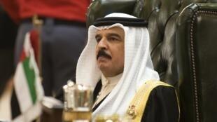 Mfalme Hamad Al-Khalifa wa Bahrain