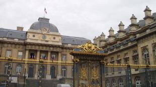 Le tribunal de grande instance de Paris.