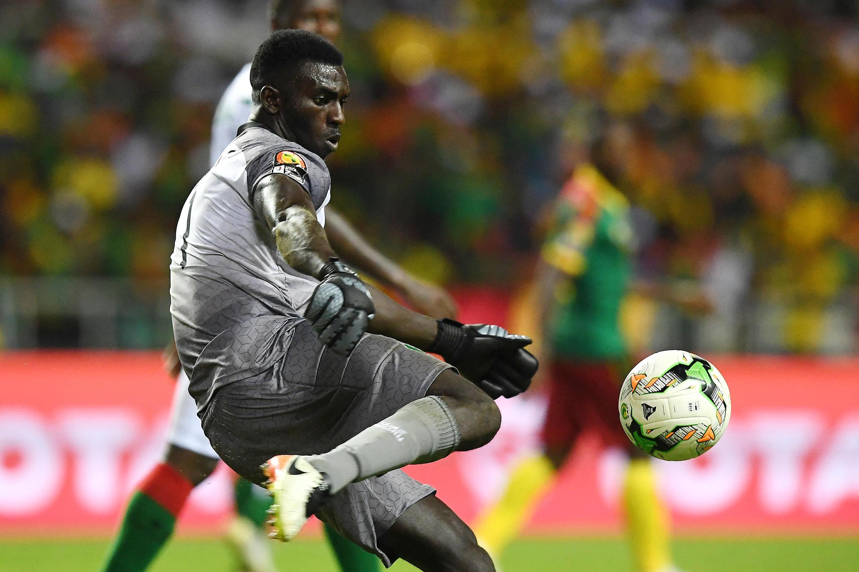 Jonas Mendes - Djurtus - Guiné-Bissau - CAN 2022 - Futebol - Football - Desporto - Black Leopards