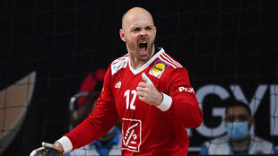 PHOTO Handball France-Suisse Vincent Gérard