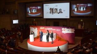 Reporters d'Espoirs a organisé sa soirée événement de « La France des Solutions » lundi 8 octobre au Palais d'Iéna, pour récompenser 18 acteurs de terrain.