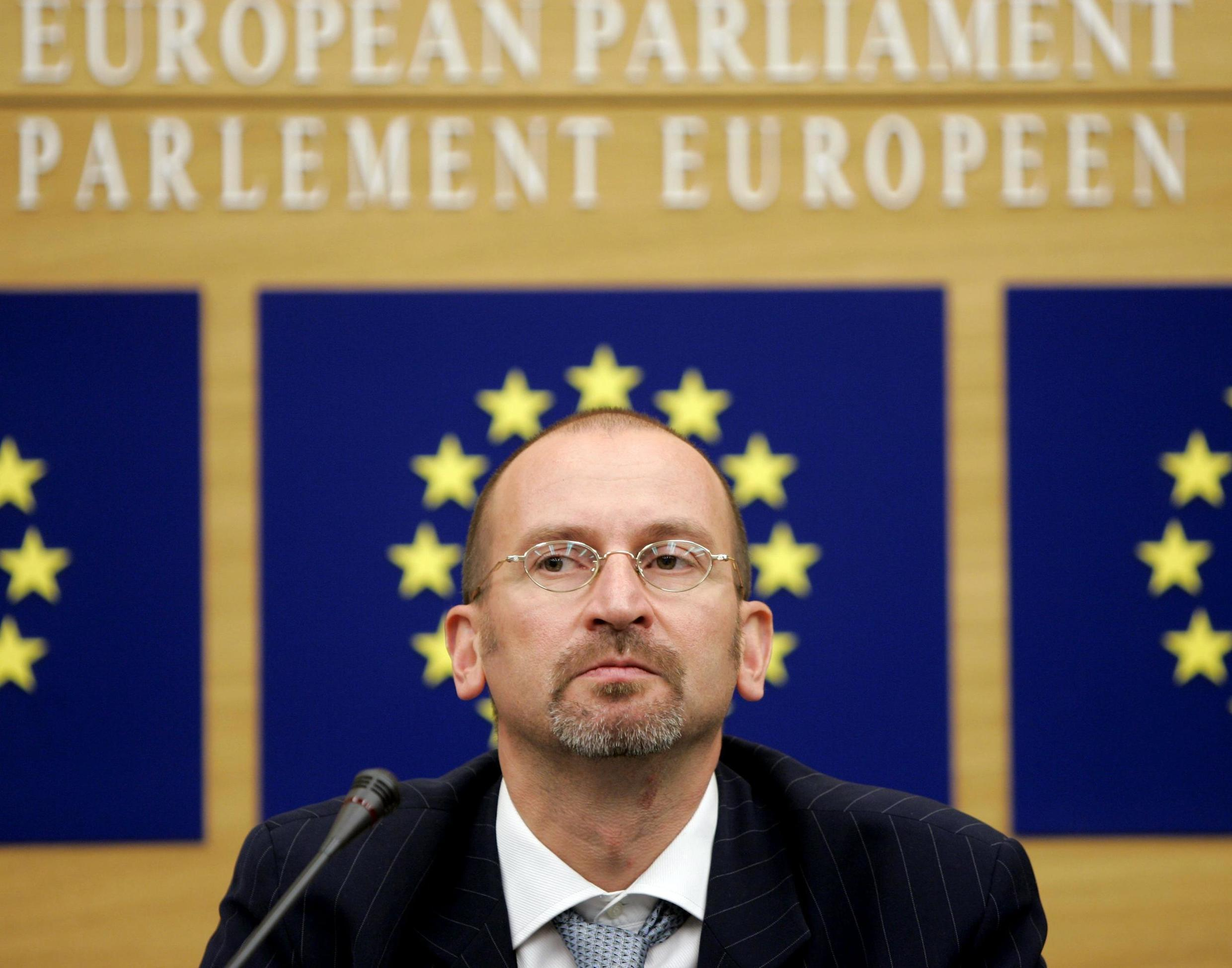 Hungaryan MEP Josef Szajer was found with bloodied hands and in possession of ecstasy when he was detained.