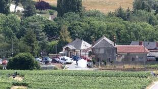 Во Франции женщина и трое детей погибли при столкновении поезда и автомобиля