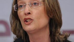 Maria do Rosário Nunes, ministra da Secretaria de Direitos Humanos da Presidência da República do Brasil.