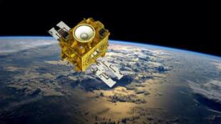 ميكروسكوپ در مدار زمين در ارتفاع ٧٠٠ كيلومتر براى انجام ماموريت علمى خود، ازمايش فرضيه نسبيت انيشتن قرار گرفته است تا مطالعات ١٥ ساله بر روى اين پروژه در آزمايشگاه هاى زمينى را اینبار در فضا بررسى كند.