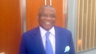 Ministro das Relações Exteriores, Georges Chikoti,