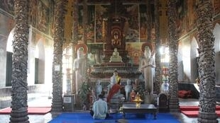 Monastère Elephant blanc-Battambang