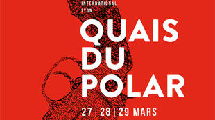 Le festival Quais du polar va durer jusqu'au 29 mars.