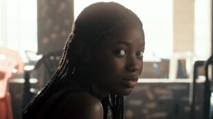 Mame Binta Sane é Ada no « Atlântico », filme da franco-senegalesa  Mati Diop candidato à Palma de ouro do Festival de cinema de Cannes.