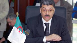 Karim Djoudi a été ministre des Finances de 2007 à 2014.