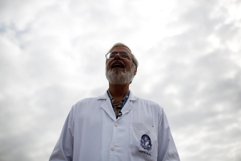 Francisco Radler, diretor do Laboratório Brasileiro de Controle de Dopagem.