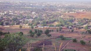 La gare de Kati, au Mali.