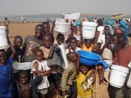 Wananchi wa Jamhuri ya Kidemokrasia ya Congo DRC wanaokimbia mapigano yanayoendelea Mashariki mwa Taifa hilo