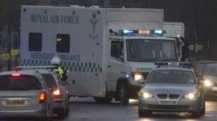 Uma enfermeira britânica recém-chegada de Serra Leoa foi contaminada pelo vírus ebola e está em estado crítico.