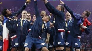 Мужская сборная Франции по гандболу стала чемпионом мира в шестой раз