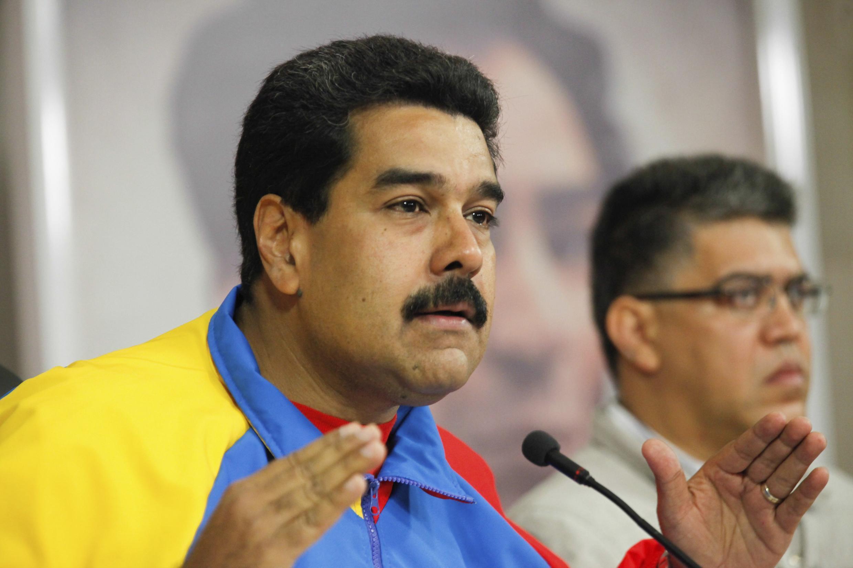 Nicolas Maduro souhaite désormais se poser en rassembleur.