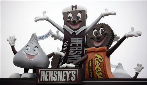 Etats-Unis - Chocolatier Hershe's - cacao