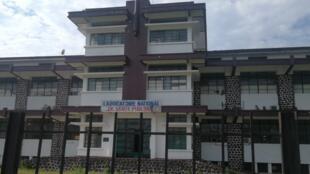 Le Laboratoire national de santé publique où sont analysés les prélèvements sur le chikungunya.