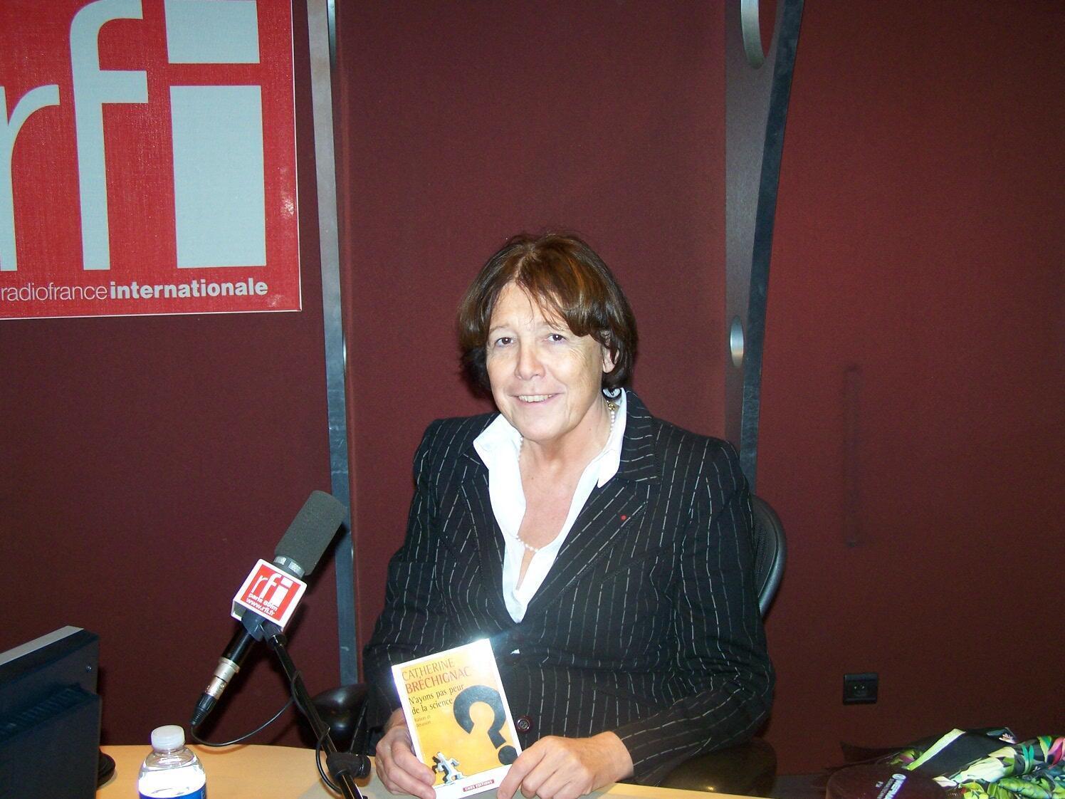 Catherine Bréchignac