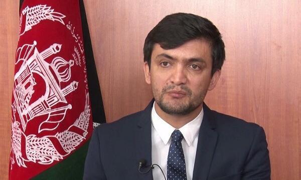 سید احسان طاهری سخنگوی شورای عالی صلح افغانستان