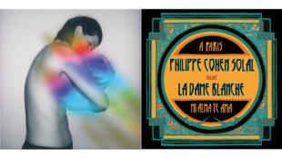 """Lucie Antunes """"Sergeï"""" (Infiné/CryBaby) et Cohen Solal & La Dame Blanche (Ya basta)."""