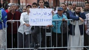 Os marroquinos temem que o atentado tenha repercussões negativas no setor turismo do país.