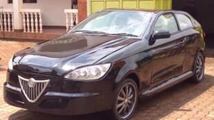 La Kiira E.V. Smack est la première voiture 100% ougandaise.