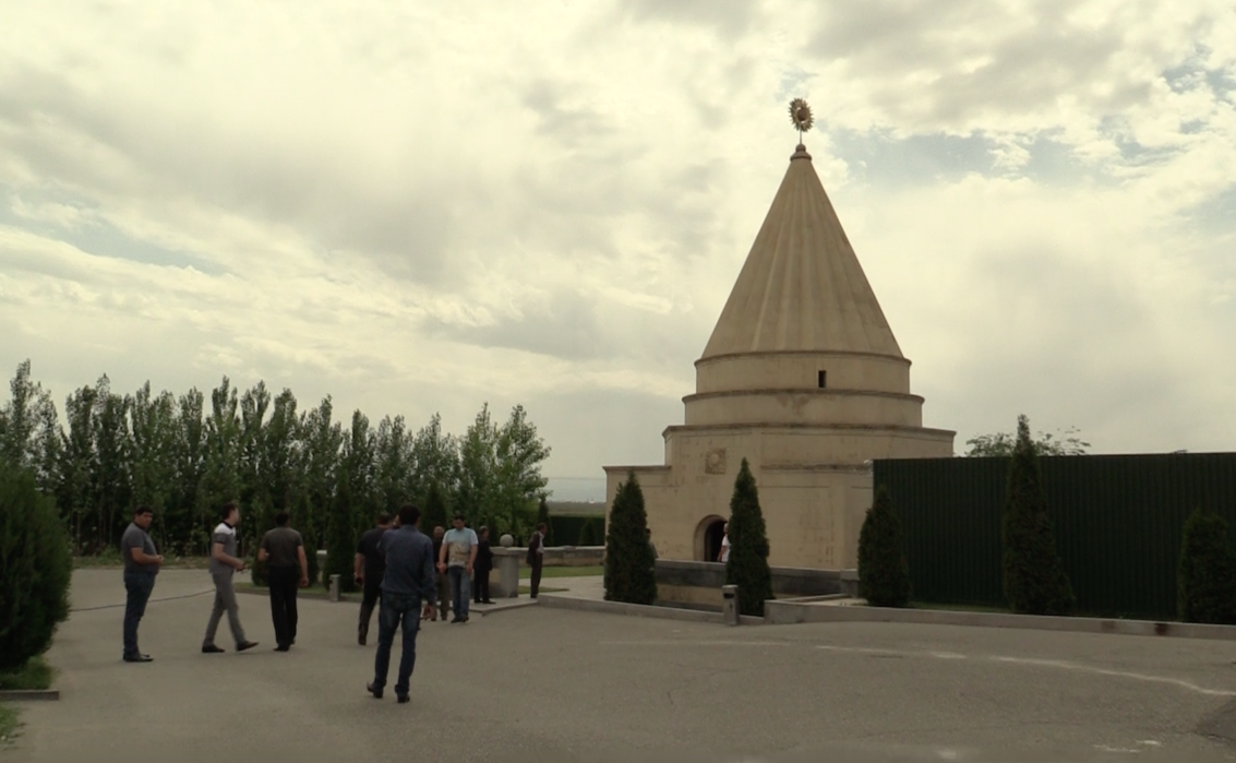 Езидский храм