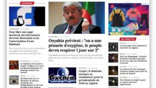 El Manchar, c'est fini en Algérie.