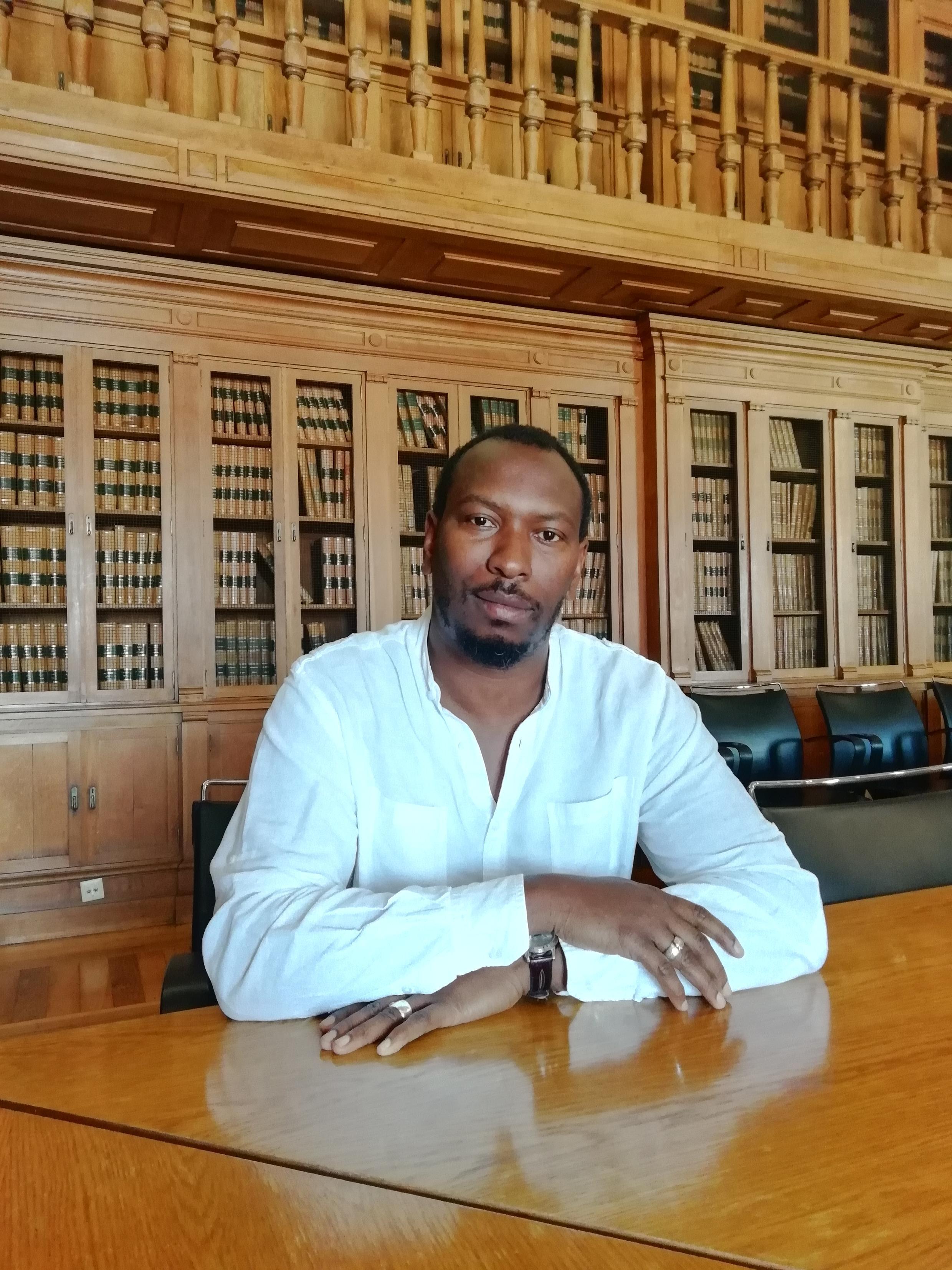 Mamadou Ba, do SOS Racismo, acredita que o Memorial vai permitir que Portugal olhe para o seu passado e pense o seu presente e futuro.