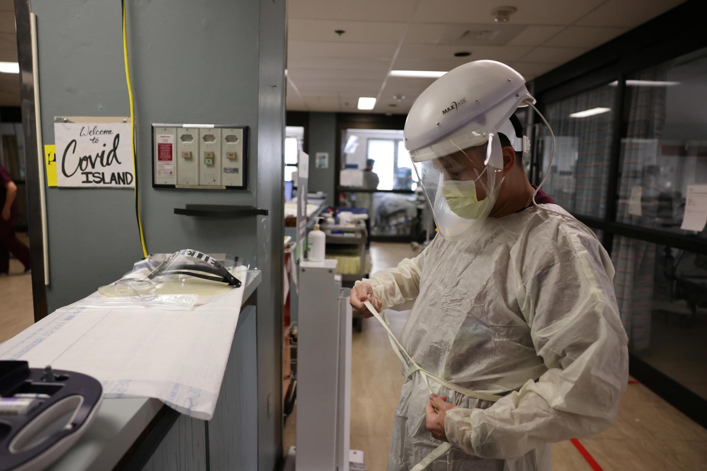 Etats-Unis - Californie - coronavirus - santé