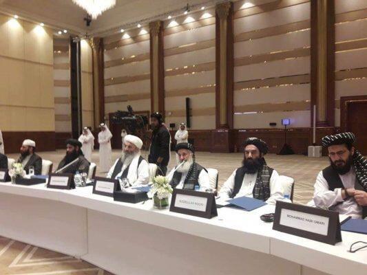 گفتوگوهای بینالافغانی صلح در دوحه