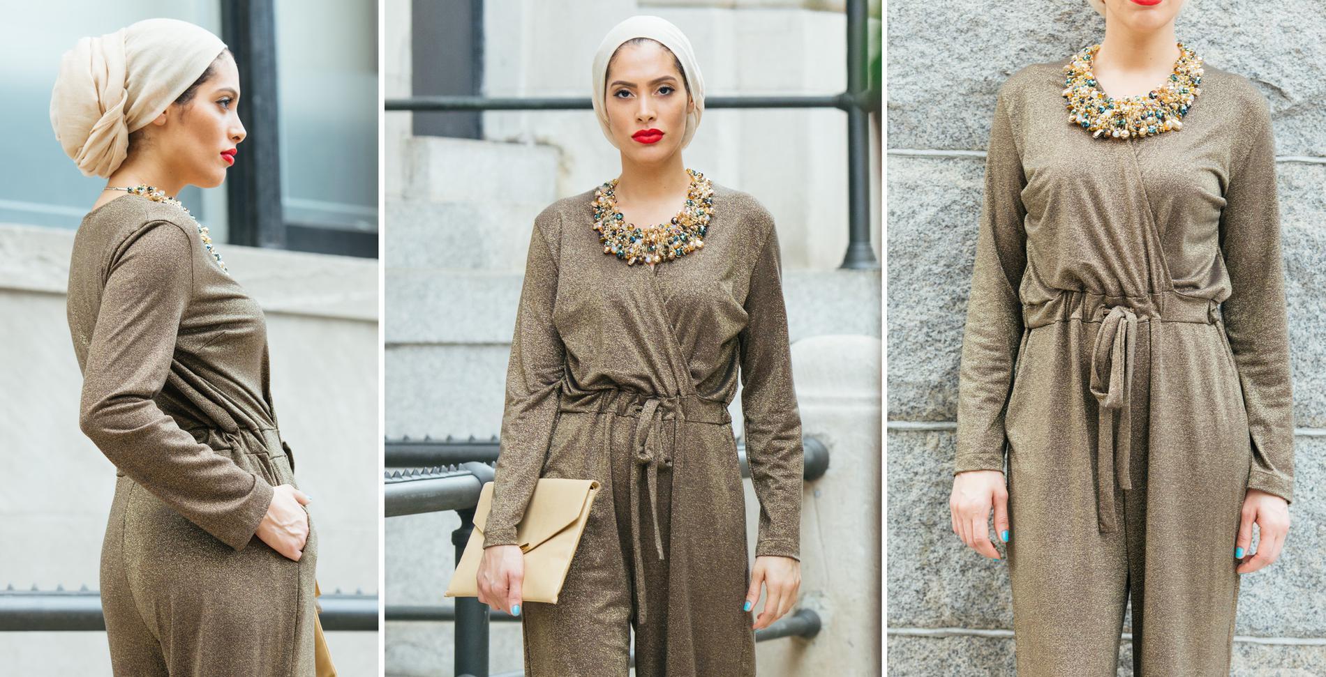 «Исламская мода» от Louella