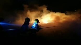 四川涼山3月30日發生大火,18名消防員,1名嚮導喪生,去年同日,同樣一個地方,同樣一場大火,27名消防員喪生。